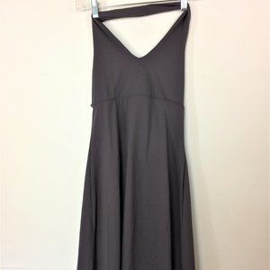 Patagonia Halter Dress Open Back With Tie
